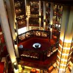 3. thomas fisher library